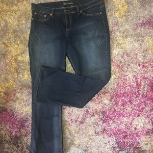 Source of Wisdom Jeans - flare jeans